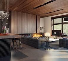 innenarchitektur wohnzimmer mit kamin 43 pr 228 chtige moderne wohnzimmer designs alexandra fedorova