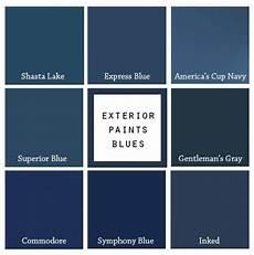 8 blue paints for your front door blue door living