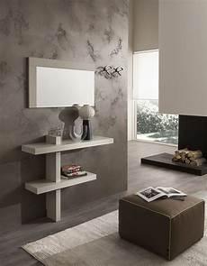 consolle moderne per ingressi consolle mobile ingresso a terra e specchio design moderno