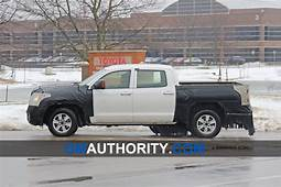 GM Pickup Rival 2020 Toyota Tundra Getting Air Suspension