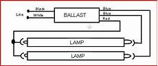 electronic ballast wiring diagram inspirational 2 l t8 ballast wiring diagram preclinical in