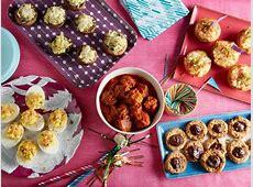 Easy Birthday Party Foods   Everyday Celebrations: Recipes