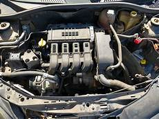 renault clio motor motor parcial gasolina 1 0 16v renault clio 2003 r 2