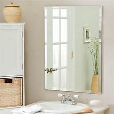 d 233 cor wonderland frameless leona wall mirror 23 5w x 31