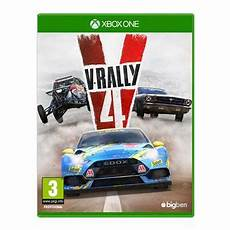 jeux de voiture rally v rally 4 xbox one jeux vid 233 o achat prix fnac