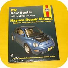free service manuals online 1998 volkswagen new beetle lane departure warning repair manual book vw beetle volkswagen owners workshop ebay