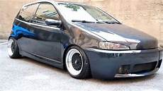 maledetto s car low and cleaned fiat punto mk2 static