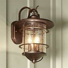 franklin iron works casa mirada 16 1 4 quot high outdoor light 51238 ls plus