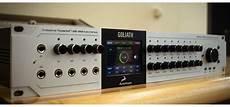 Antelope Audio Goliath Thunderbolt Usb Madi Audio Interface