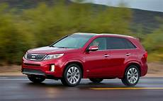 2015 Kia Sorento Safety Review And Crash Test Ratings