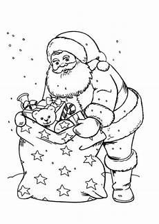 konabeun zum ausdrucken ausmalbilder weihnachtsmann 25950