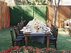 wedding receptions at home wedding secrets