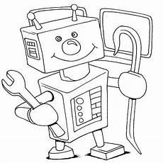 Roboter Malvorlagen Zum Ausdrucken Kostenlos Ausmalbilder Malvorlagen Roboter Kostenlos Zum