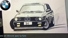 Dessin Bmw M3 E30 Drift