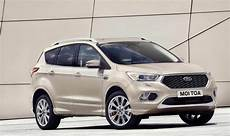 Neuer Kuga 2017 - ford kuga vignale review crossover gets luxury