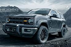 ford scout 2020 which 2020 ford bronco will get hybrid option carbuzz
