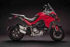 2018 ducati multistrada 1260 unleashed s and pikes peak