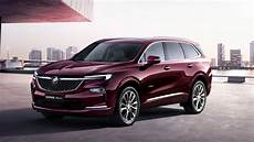 mystery buick 3 row crossover revealed as market