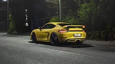Porsche 718 Cayman Et Boxster Des Flat 4 Plus Rapides