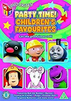 hit favourites party time children s favourites dvd 2009 co uk dvd blu