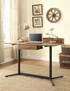 home office furniture las vegas coaster 801218 nutmeg industrial style desk las vegas