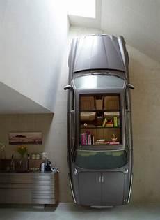 oggetti per arredare casa idee per arredare casa riciclate una jaguar d epoca per