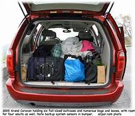 Chrysler Minivan Interior Dimensions  Decoratingspecialcom