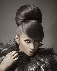 Bun Hairstyles For Black