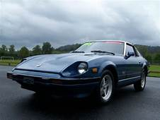 1982 DATSUN NISSAN 280 ZX 280ZX TURBO AUTOMATIC T TOP For