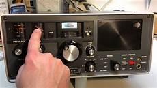 Radio 7 Frequenz - yaesu frg 7 shortwave radio operation and on use