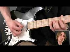 Learn How To Play The Electric Guitar Solos Best Lessons
