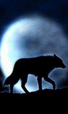 Moving Wolf Wallpaper Gif