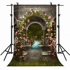 5x7ft Grass Flower Colorful Nature Vinyl by Buy 5x7ft Flowers Grass Backdrop Countryside Landscape