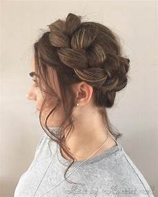 29 gorgeous braided updos for every occasion in 2020