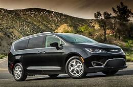 2019 Chrysler Pacifica Review Changes Price  Release