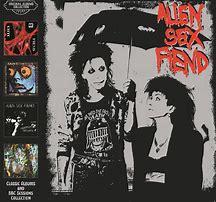 Alien sex fiend by fritzz gallery