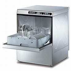 utiliser un lave vaisselle professionnel le
