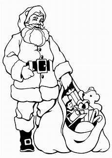 Malvorlage Weihnachtsmann Einfach Weihnachten Selbst Gemalt Malvorlagen