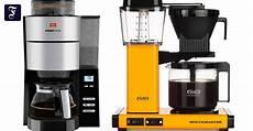 welche kaffeemaschine kaufen zwei kaffeemaschinen im test