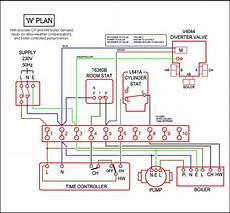 w plan wiring b gif 1024 215 952 wireing in 2019 diagram hvac maintenance central heating