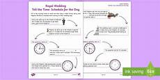 time word problems ks1 worksheets 3434 new ks1 wedding themed tell the time day schedule worksheet