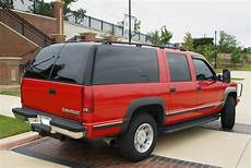 how cars work for dummies 1998 chevrolet suburban 2500 engine control sell used 1998 chevrolet suburban 6 5l diesel 4x4 hard to find 1500 3 42 3 4 ton rated in