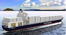 transport maritime container tote s lng powered containerships take home next