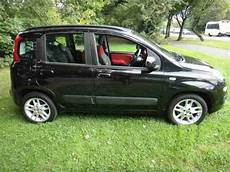 Fiat Panda Schwarz - fiat 2012 panda lounge black new shape not ka alto c1