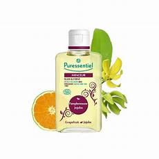 huile de minceur bio puressentiel anti cellulite