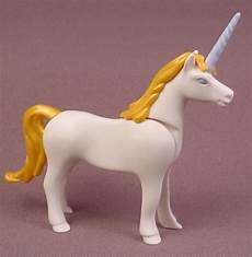 Playmobil Malvorlagen Unicorn Playmobil White Unicorn Animal Figure With A Soft Rubber