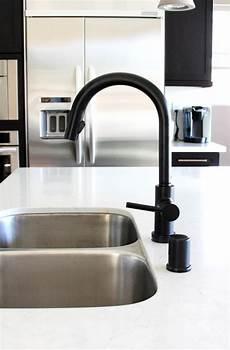 black faucet kitchen black is the new black design milk