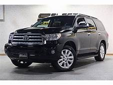 Used 2013 Toyota Sequoia Platinum 4WD For Sale  Stock