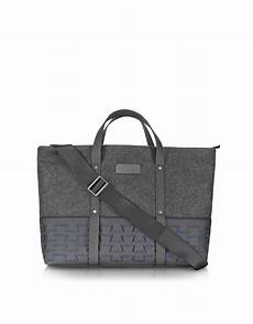 porsche design large tote bag in gray for grey lyst