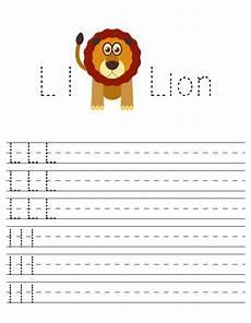 free printable letter l worksheets 23207 alphabet worksheets best coloring pages for